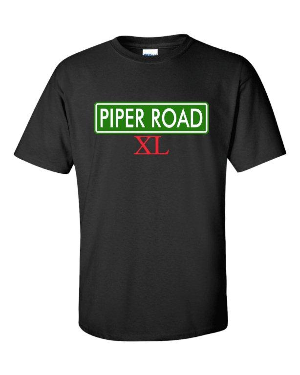 Piper Road T-Shirt